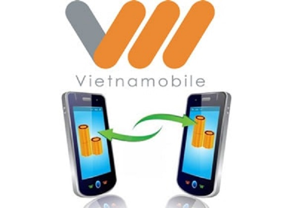 dịch vụ chuyển tiền/bắn tiền Vietnamobile