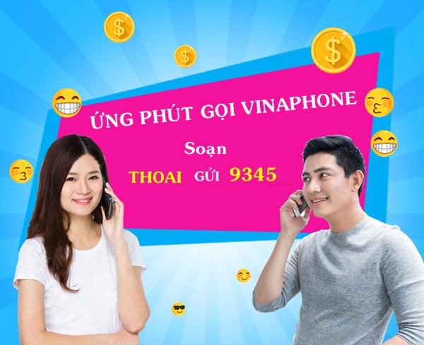 cách dùng dịch vụ Vinaphone ứng tin nhắn, phút gọi, data khi hết tiền